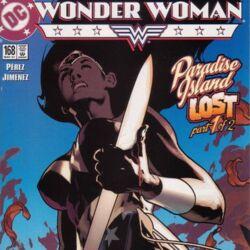 Wonder Woman Vol 2 168