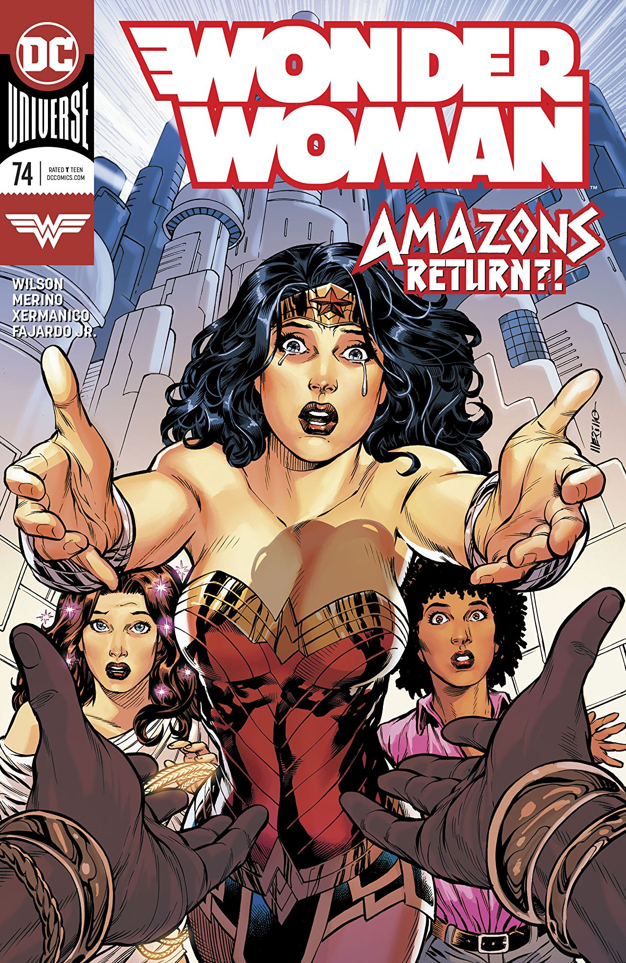 Wonder Woman Vol 5 74