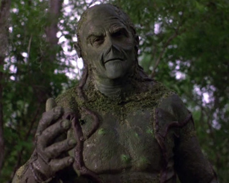 Alec Holland (Swamp Thing Movies)