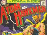 The Atom and Hawkman Vol 1 40