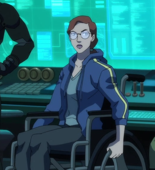 Barbara Gordon (Earth-16)
