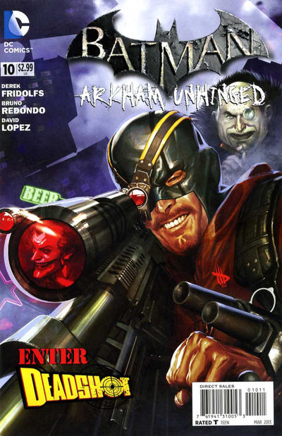 Batman: Arkham Unhinged Vol 1 10