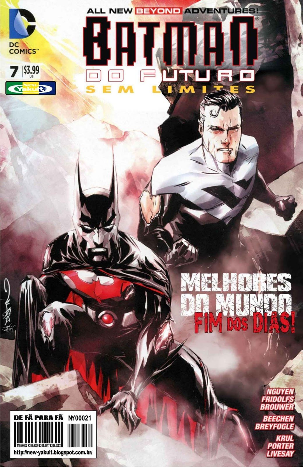 Batman Beyond Unlimited Vol 1 7