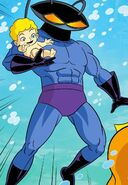 Black Manta Scooby-Doo Team-Up 001
