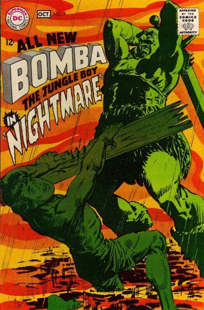 Bomba the Jungle Boy Vol 1 7