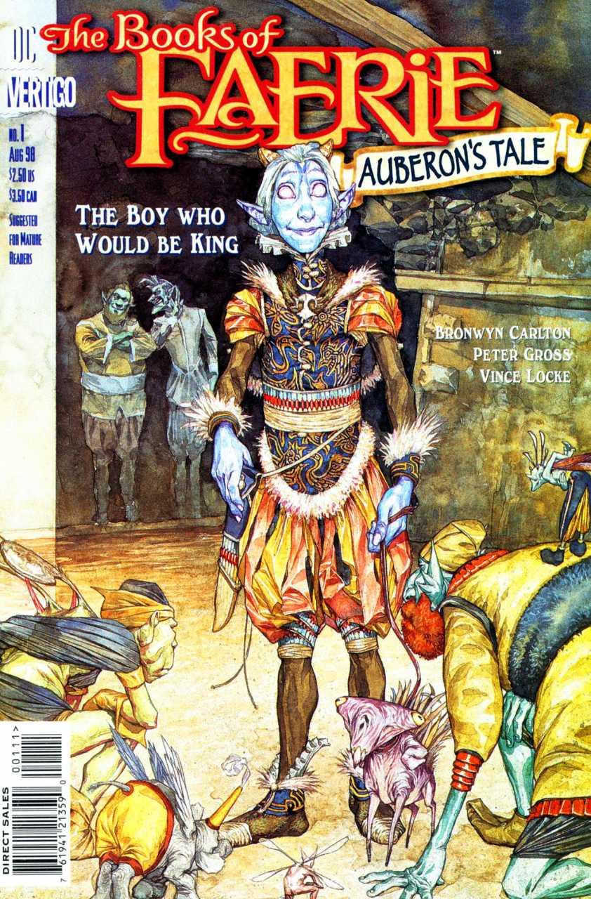 The Books of Faerie: Auberon's Tale Vol 1