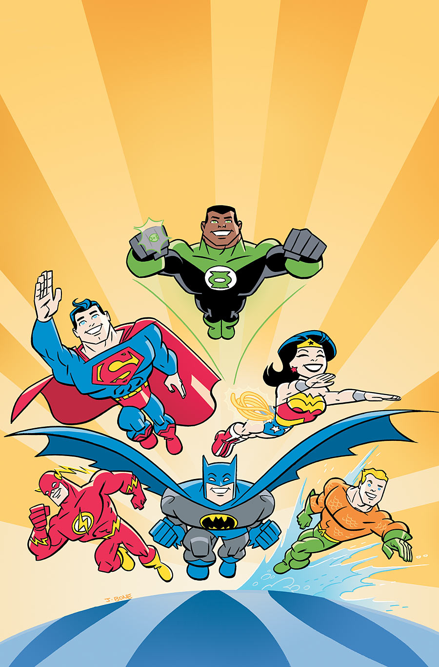Super Friends (Earth-508)