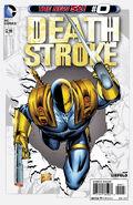 Deathstroke Vol 2 0