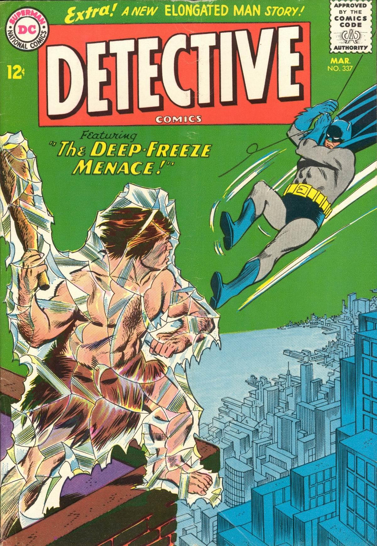 Detective Comics Vol 1 337