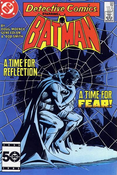 Detective Comics Vol 1 560