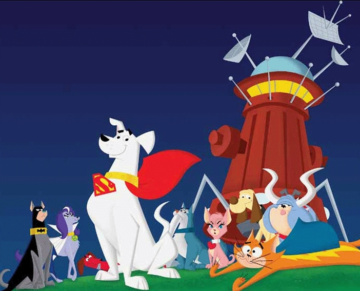 Dog Star Patrol (Krypto the Superdog)