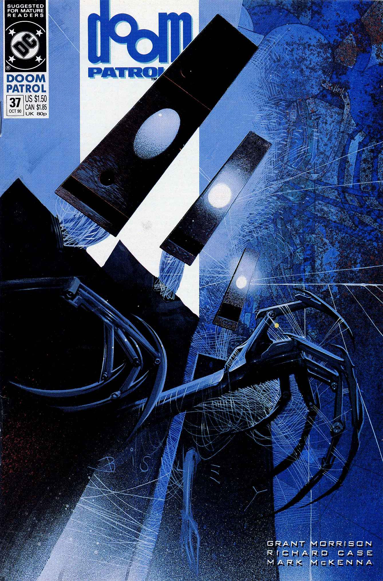 Doom Patrol Vol 2 37