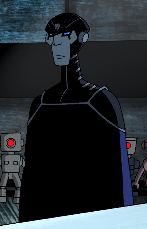 Fixit (Teen Titans TV Series)