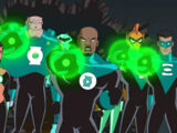 Green Lantern Corps (DCAU)/Gallery