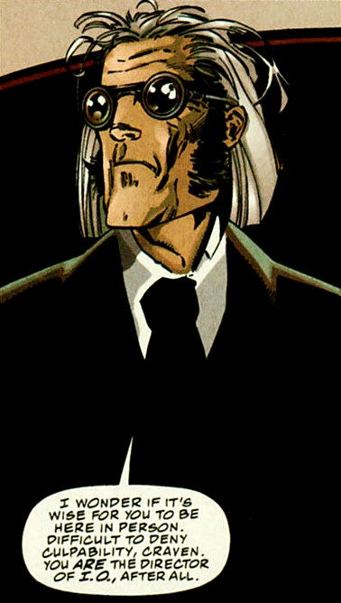 Gabriel Newman (Wildstorm Universe)