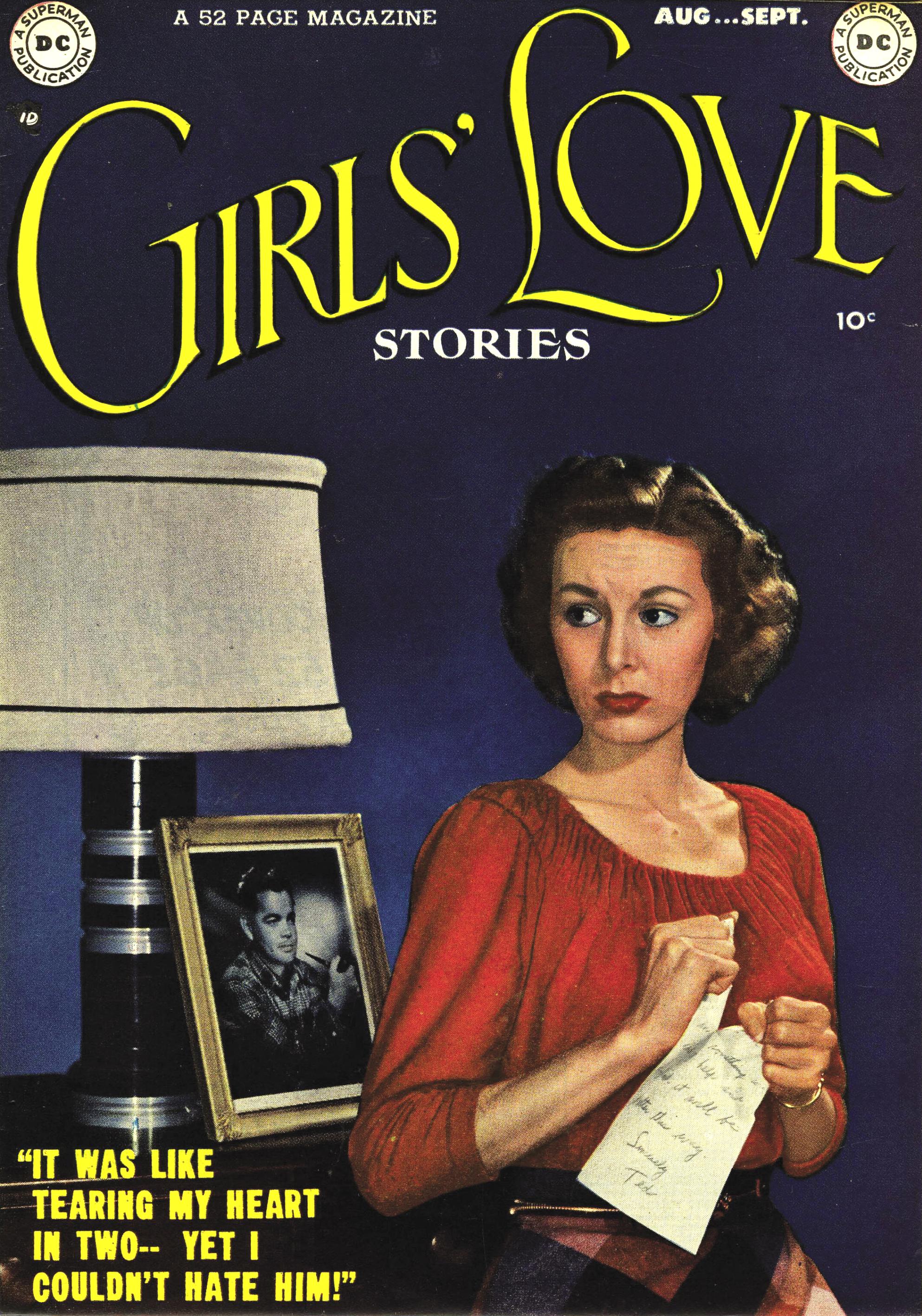 Girls' Love Stories Vol 1
