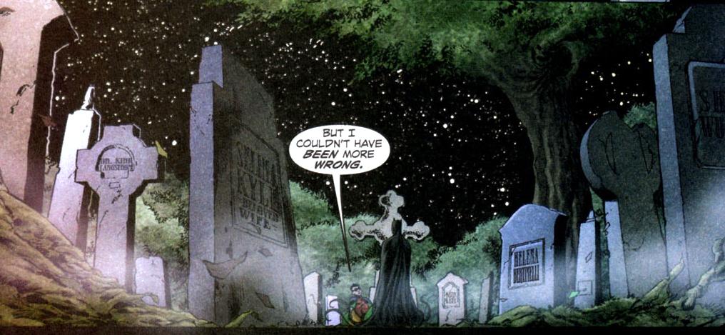 Helena Bertinelli (Titans Tomorrow)