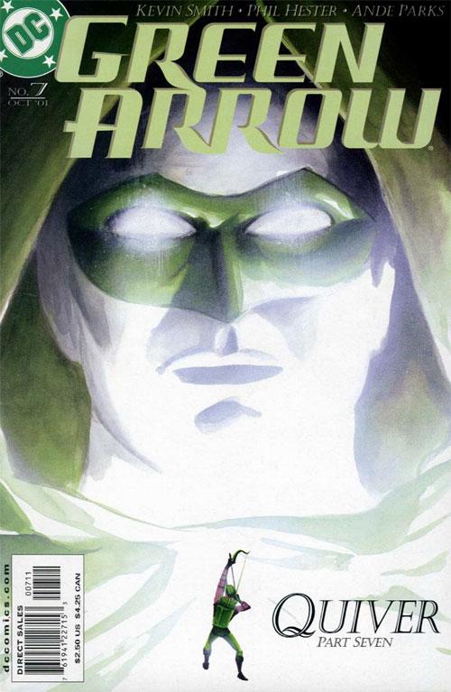 Green Arrow Vol 3 7