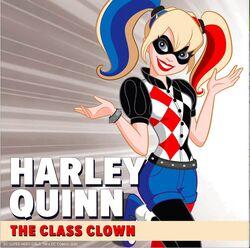 Harley Quinn DC Super Hero Girls 0001.JPG