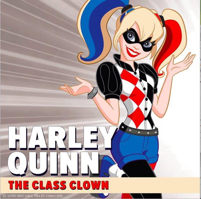 Harleen Quinzel (DC Super Hero Girls)