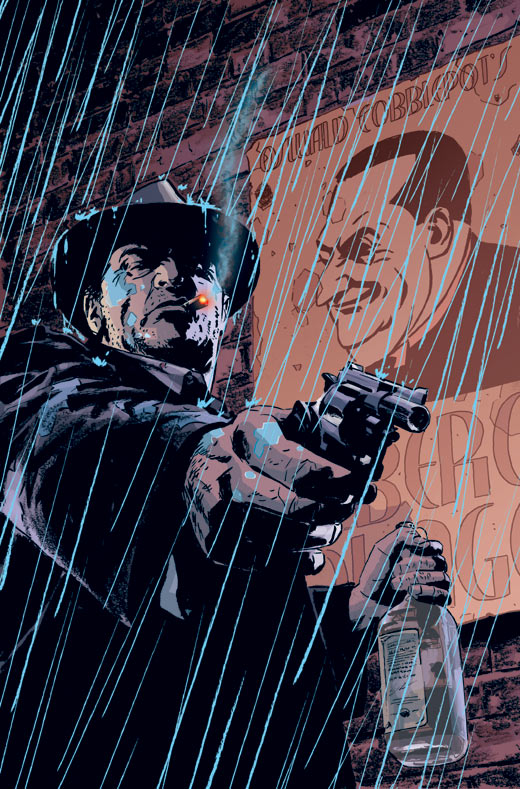 Harvey Bullock (New Earth)