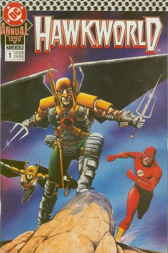 Hawkworld Annual Vol 2 1