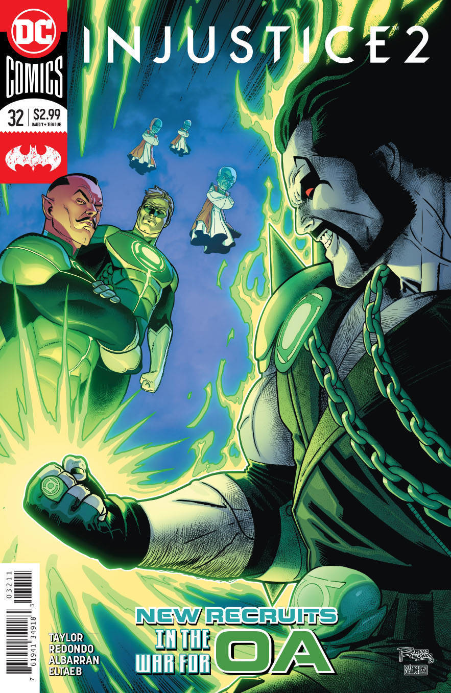 Injustice 2 Vol 1 32