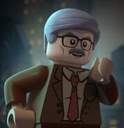 James Gordon Lego DC Heroes 0001