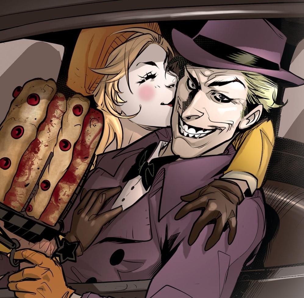 Joker (DC Bombshells)