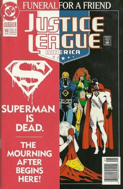 Justice League America Vol 1 70