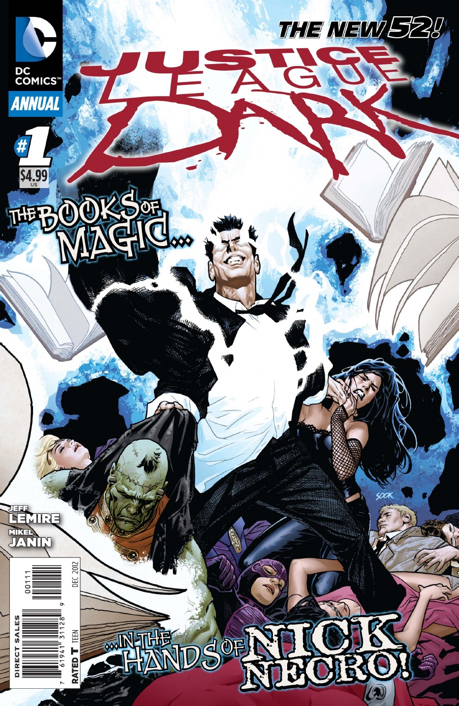 Justice League Dark Annual Vol 1 1