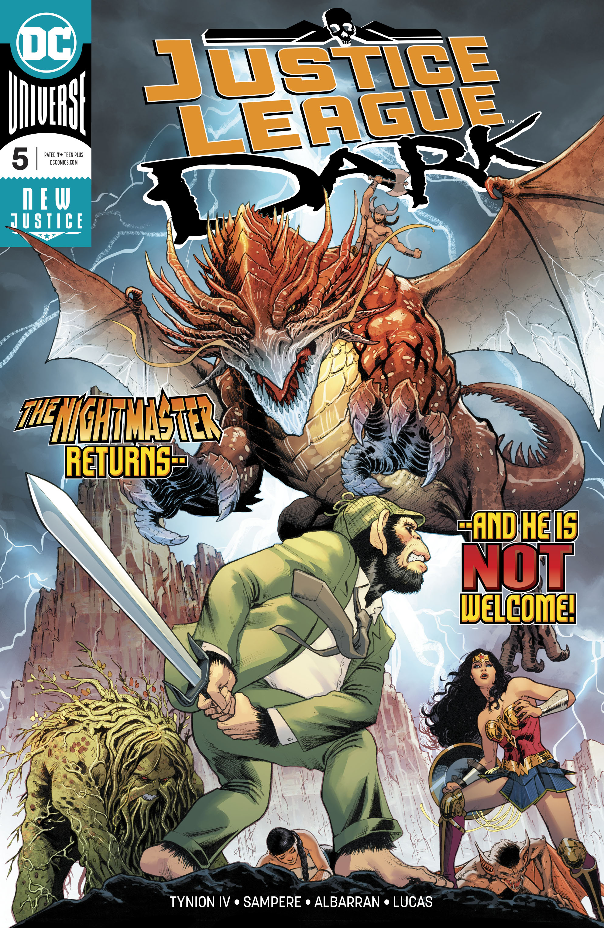 Justice League Dark Vol 2 5