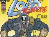 Lobo: Infanticide Vol 1