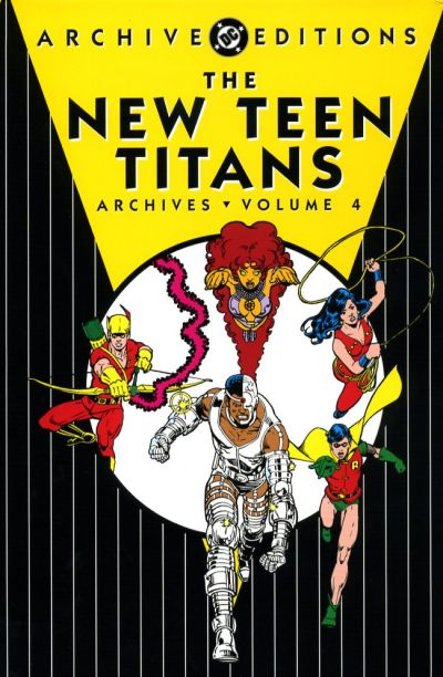 New Teen Titans Archives Vol 4 (Collected)