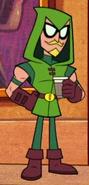 Oliver Queen Teen Titans Go! TV Series 001