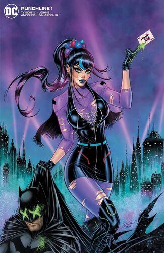Exclusive Comics Elite Dawn McTeigue Minimal Trade Dress Variant