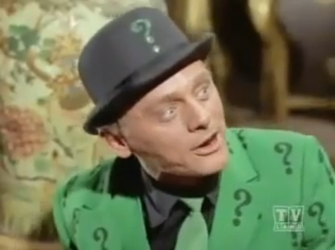 Batman (1966 TV Series) Episode: Hi Diddle Riddle