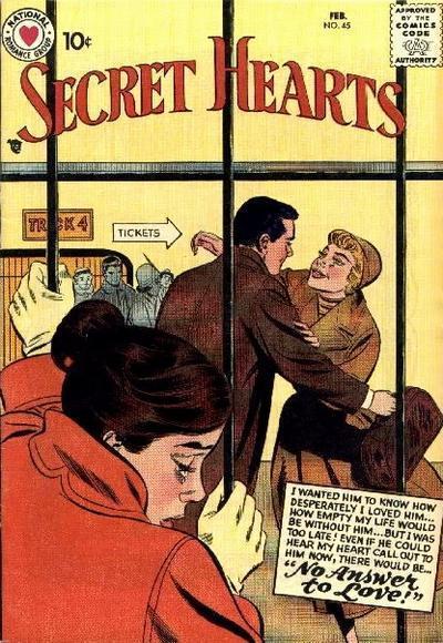 Secret Hearts Vol 1 45