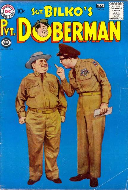 Sergeant Bilko's Private Doberman Vol 1 6