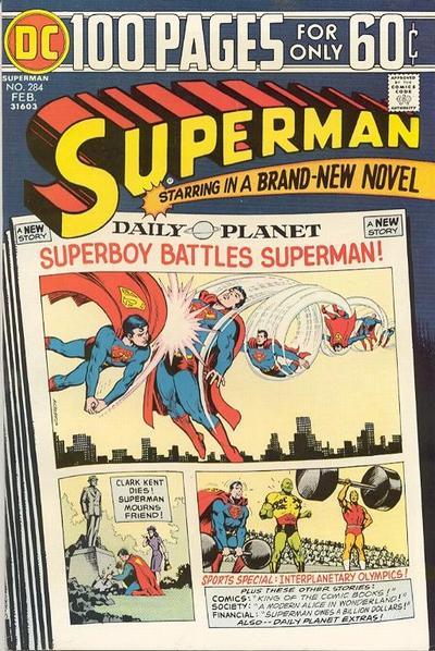 Superman Vol 1 284