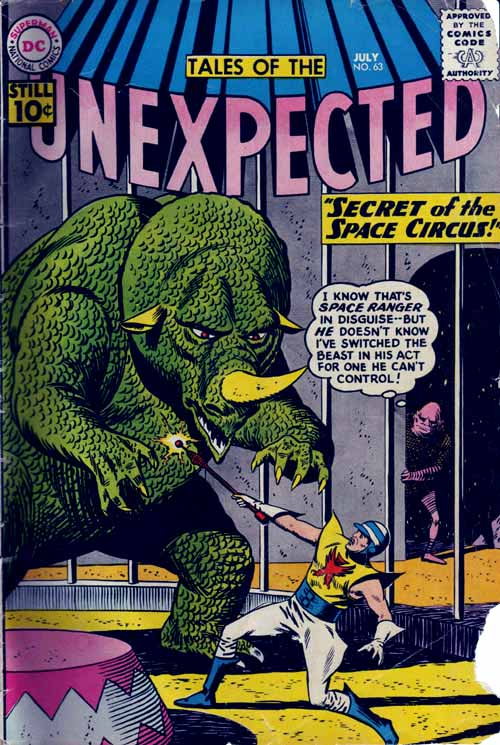 Tales of the Unexpected Vol 1 63