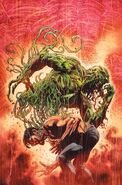 The Swamp Thing Vol 1 1 Textless
