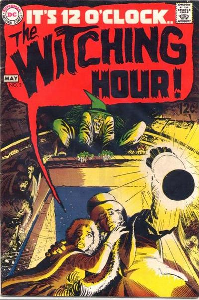 The Witching Hour Vol 1 2