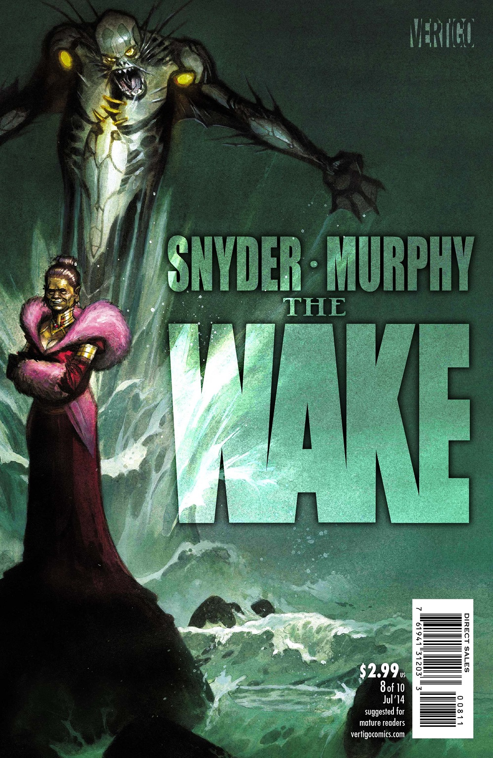 The Wake Vol 1 8