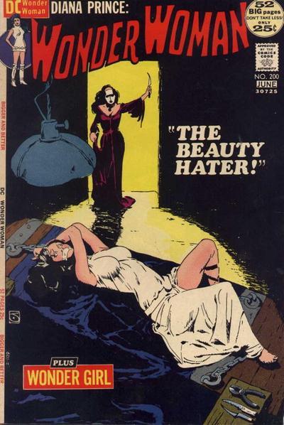 Wonder Woman Vol 1 200