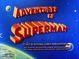 Adventures of Superman (TV Series) Episode: Topsy Turvy