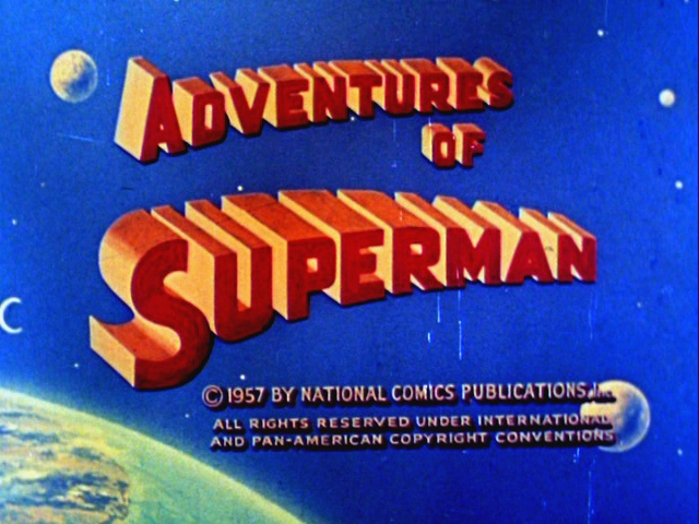 Adventures of Superman (TV Series) Episode: Blackmail