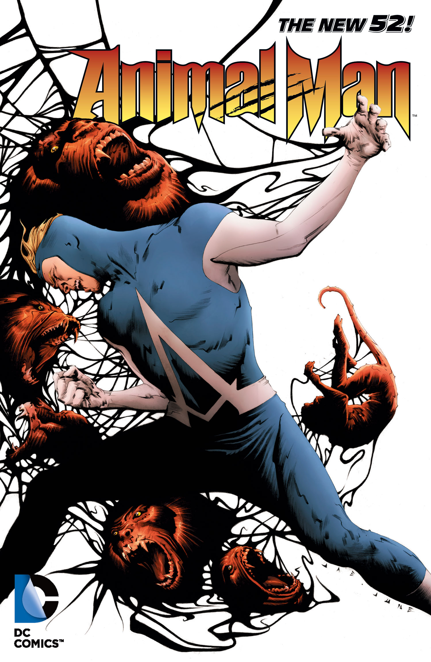 Animal Man: Splinter Species (Collected)