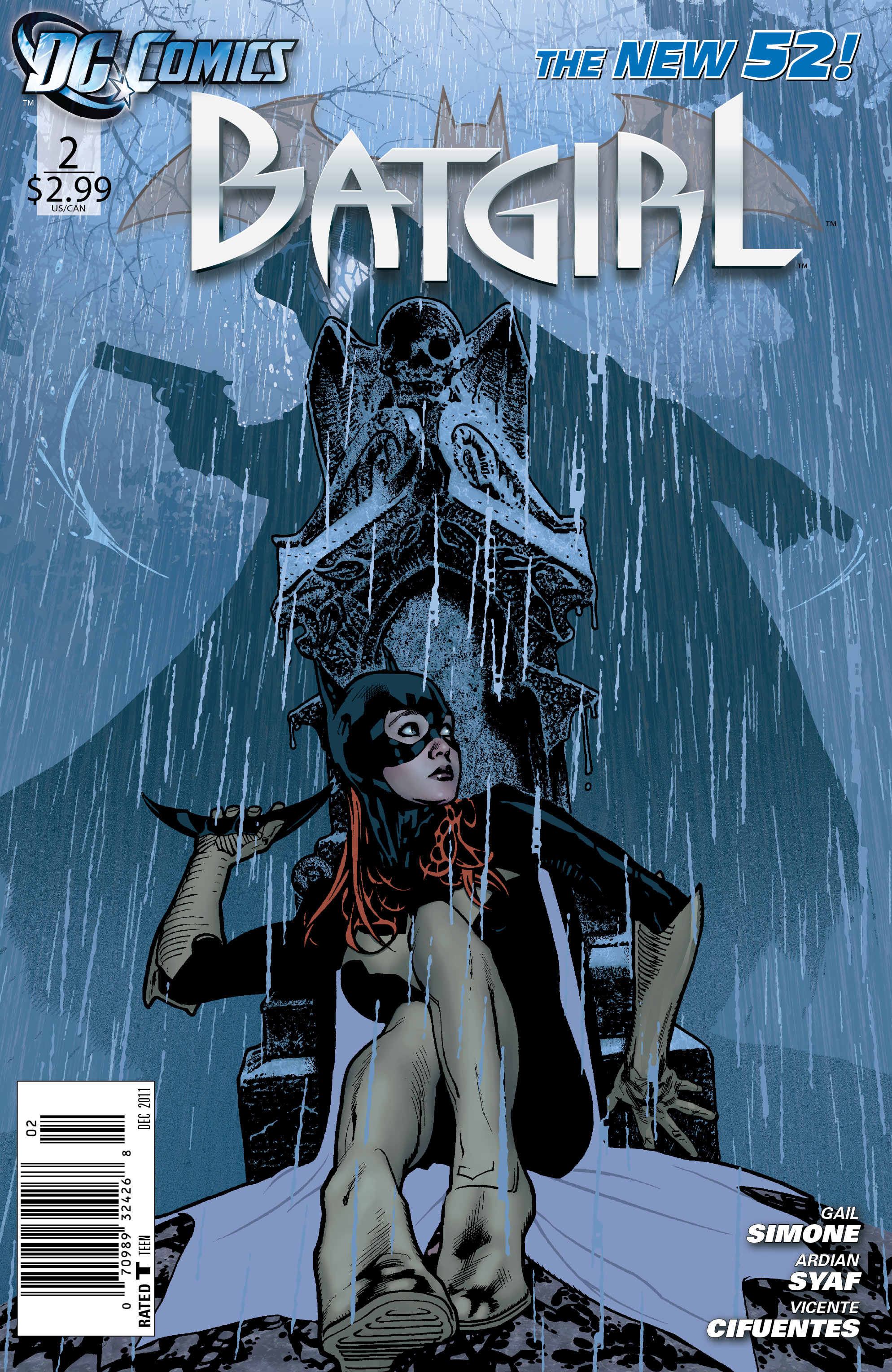 Batgirl Vol 4 2