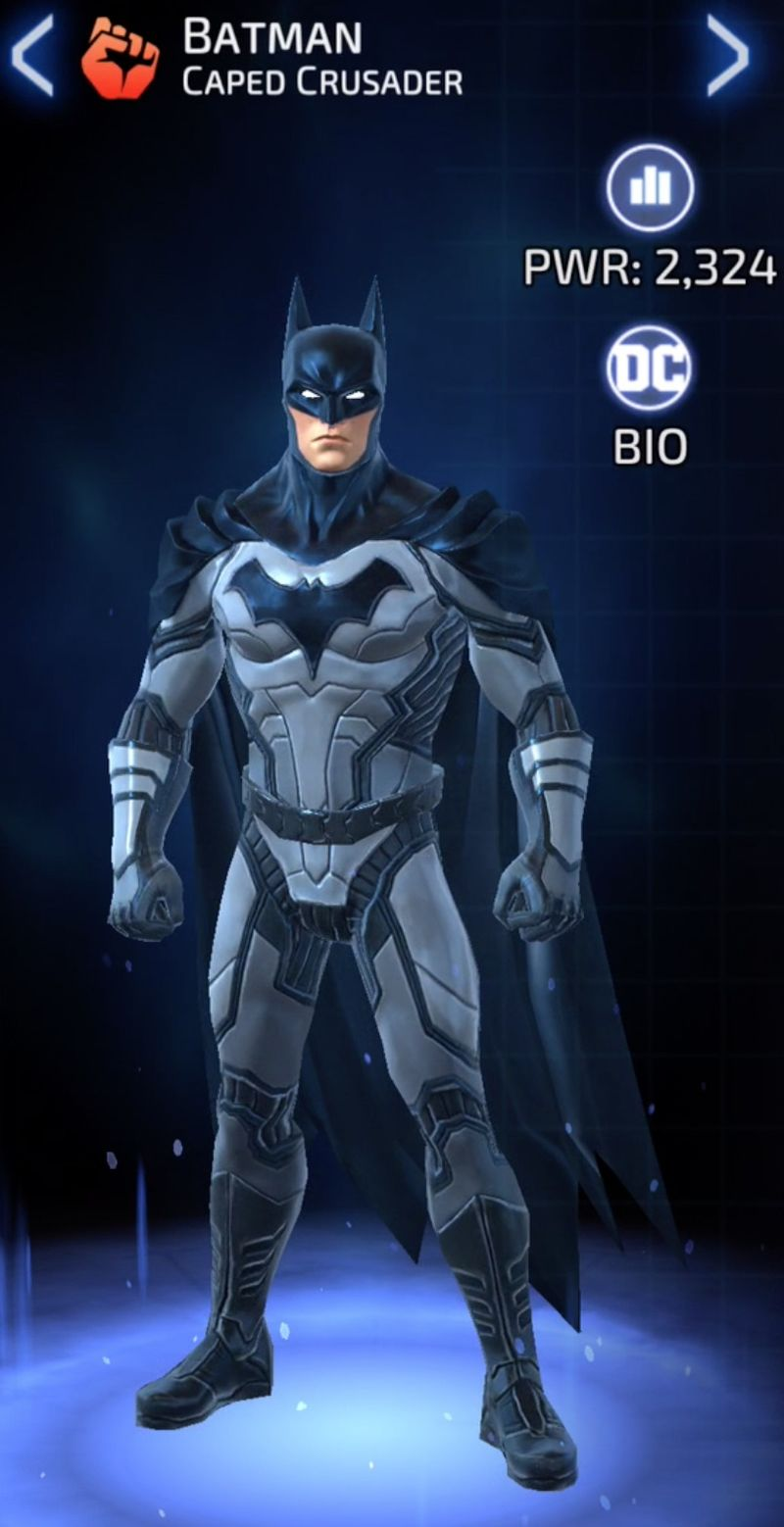 Bruce Wayne (DC Legends)